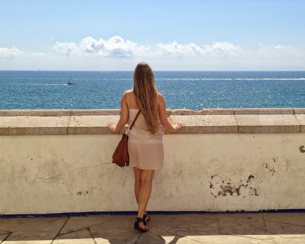 One day in Sitges