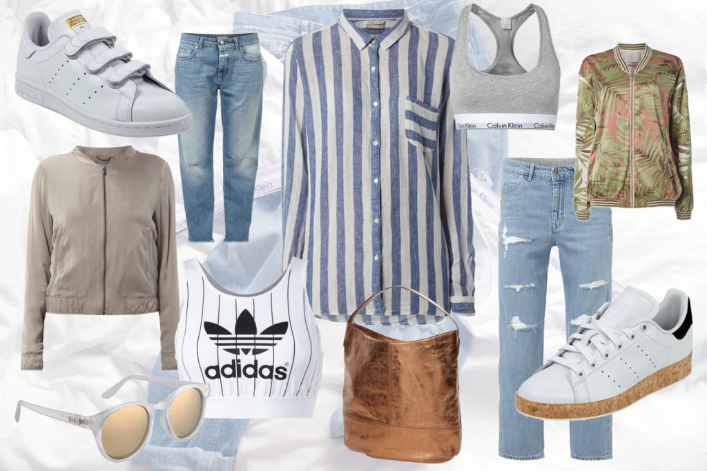 SPRING MUST-HAVES '16