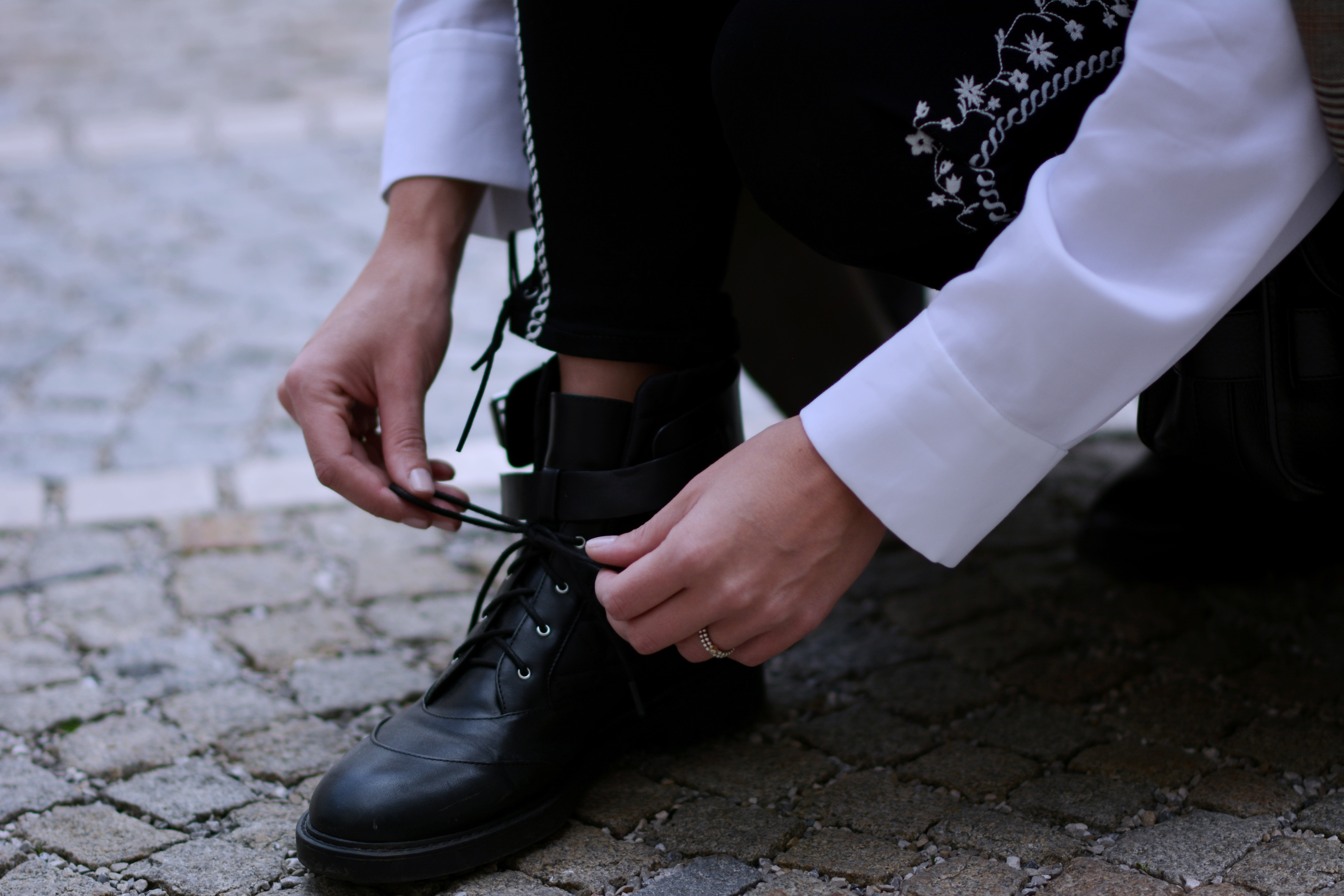 OUTFIT: AG X LODENFREY ANNIVERSARY PANTS