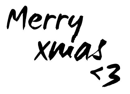 Passion Hearts Fashion, lifestyle and travel blog wishes you a merry christmas