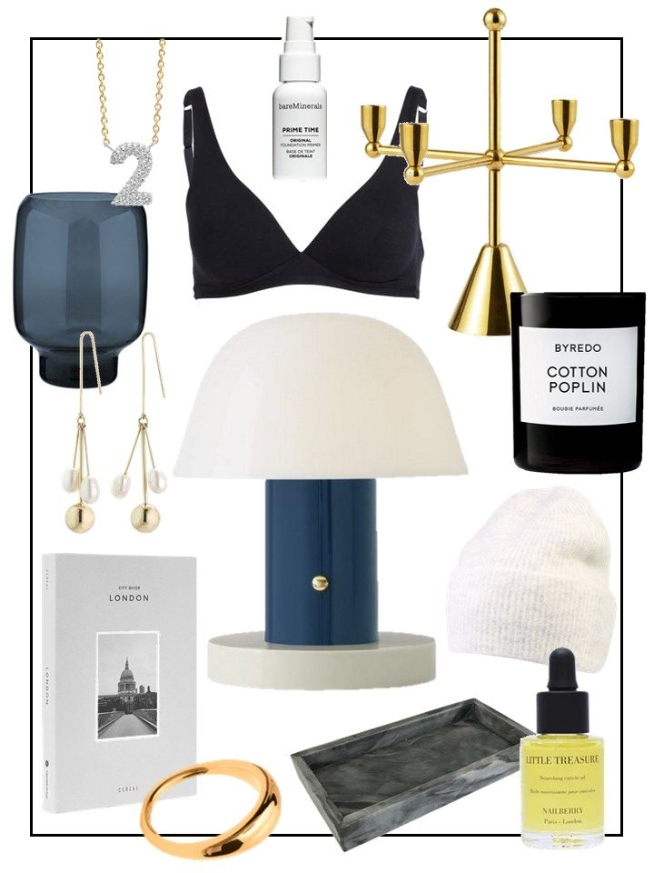 Xmas gifts for her under 100€