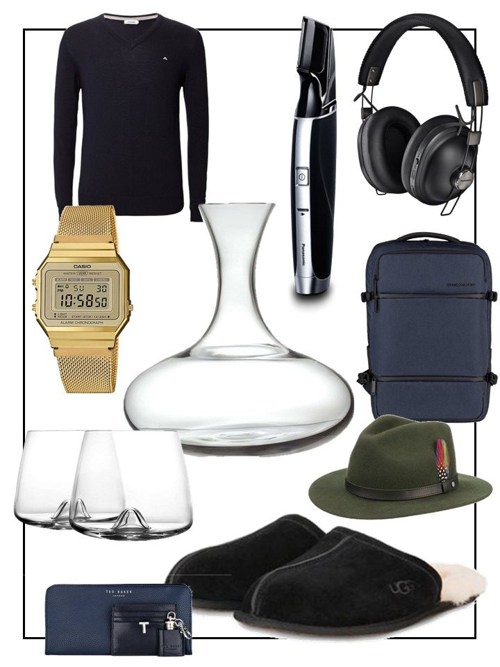 Xmas gifts for him under 100€